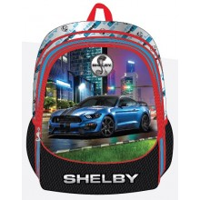 "Shelby (3082) School Bag BackPack  FP 17.5"" SH03-1133B"
