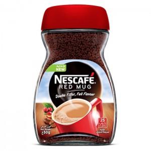 NESCAFE RED MUG Instant Coffee 50g Jar
