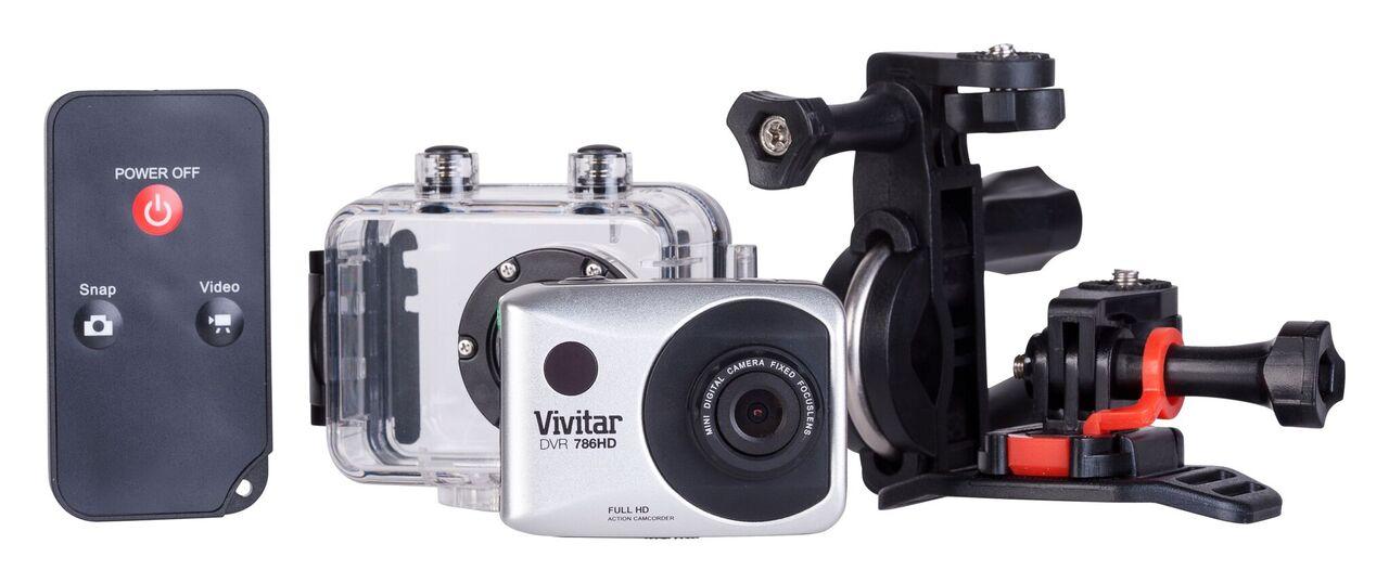 Vivitar Action Camcorder 2.0