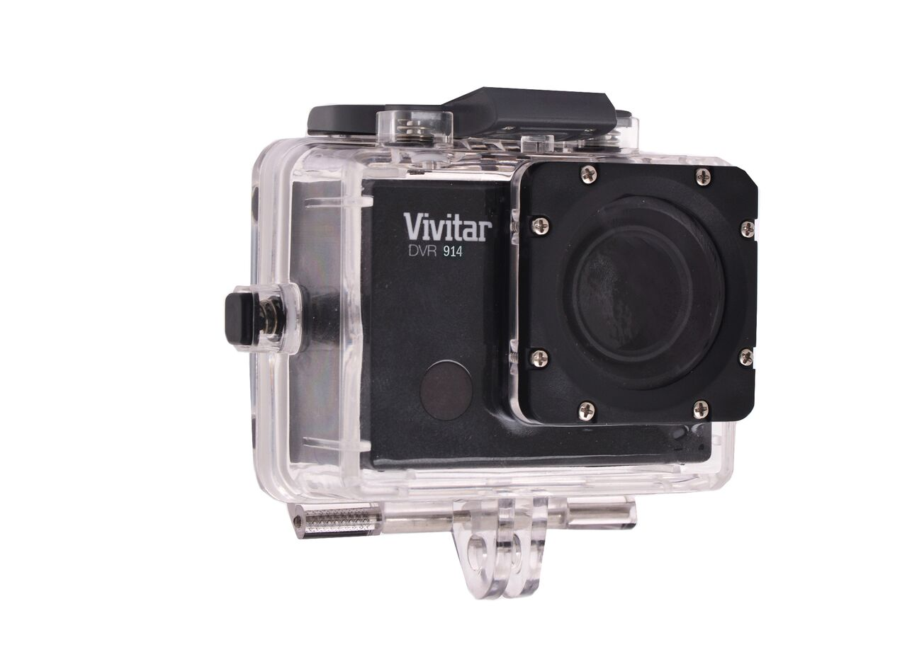 Vivitar Action Camera DVR914HDBLK