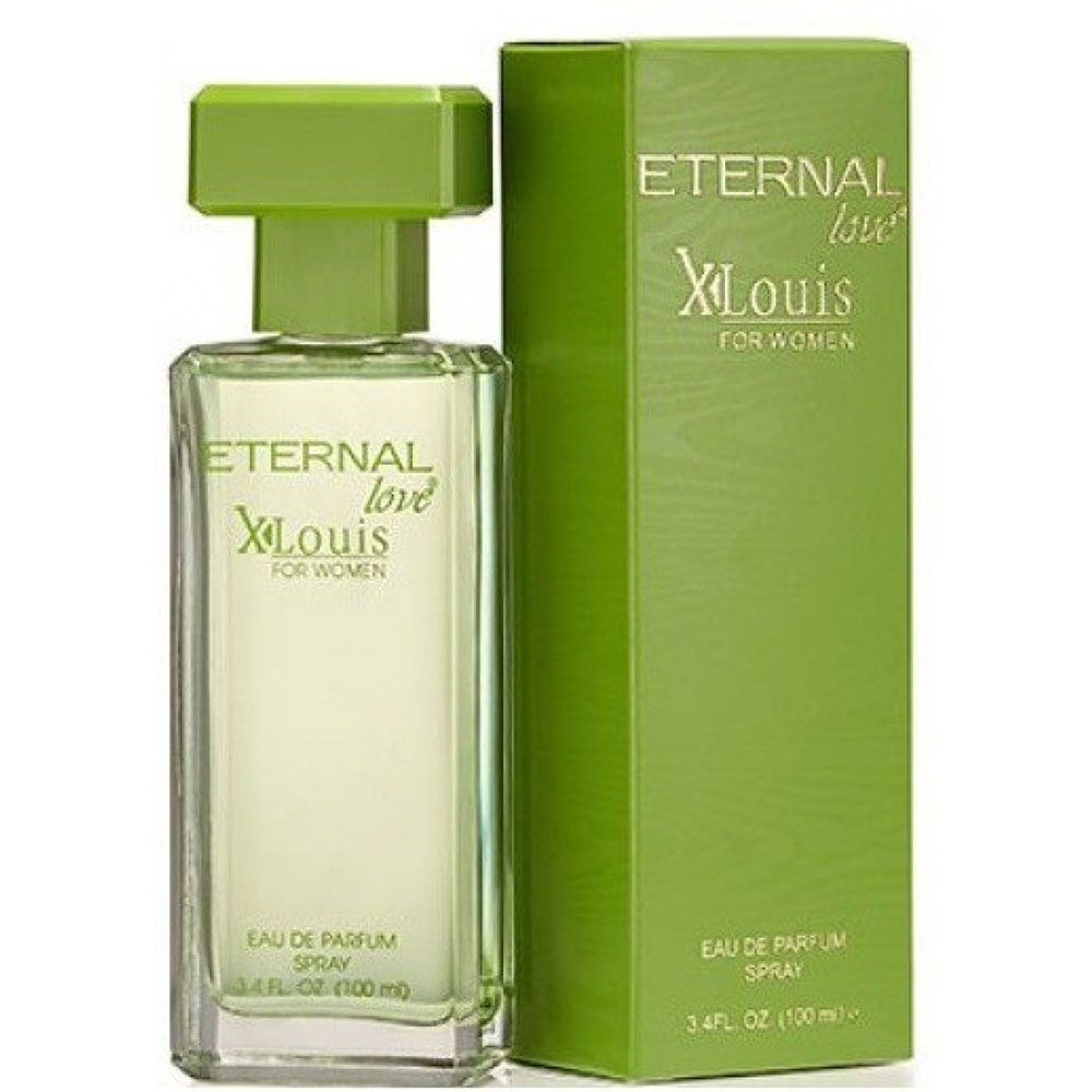 Eternal Love Xlouis Eau De Parfum for Women - 100 ml