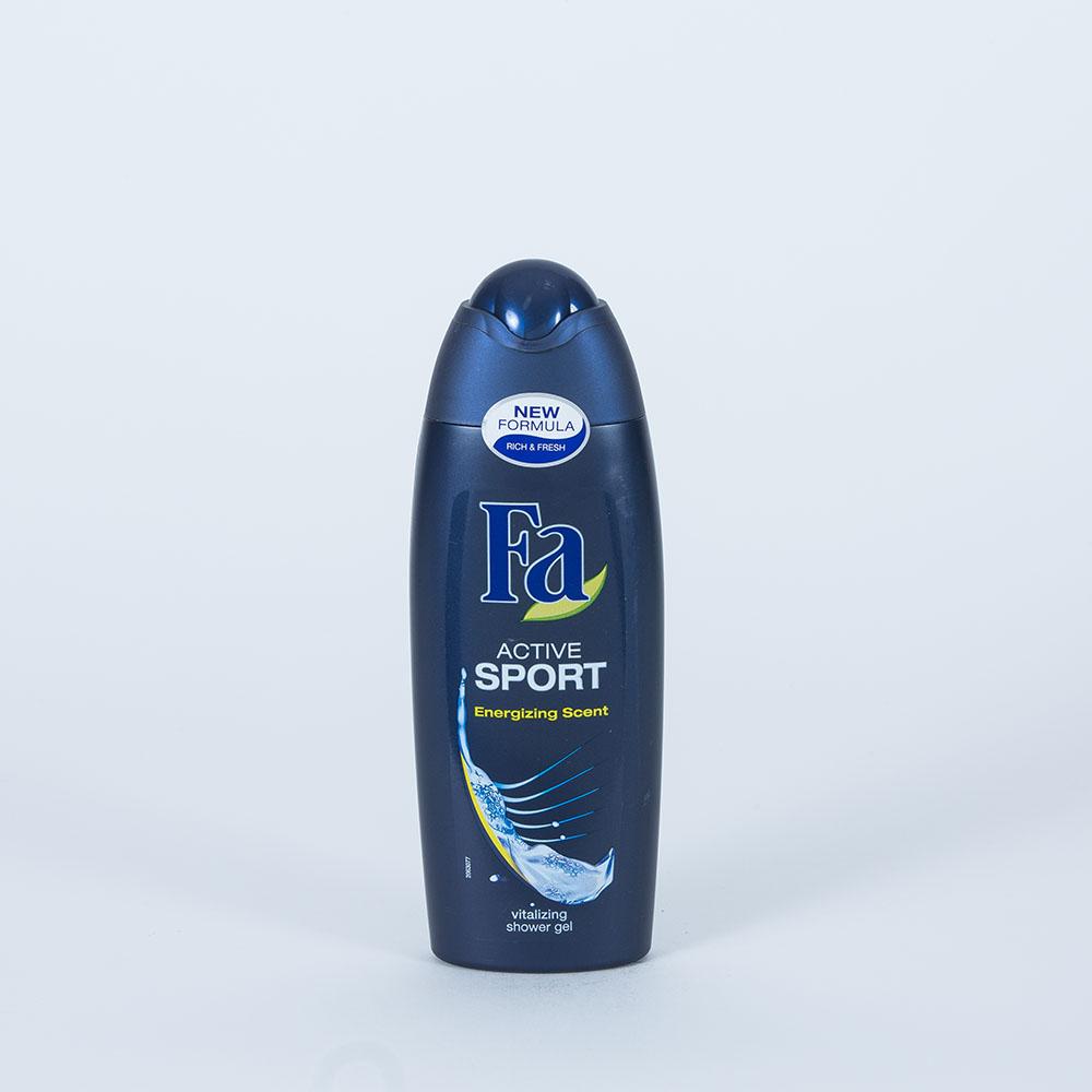 Fa Active Sport Shower Gel, 250 ml