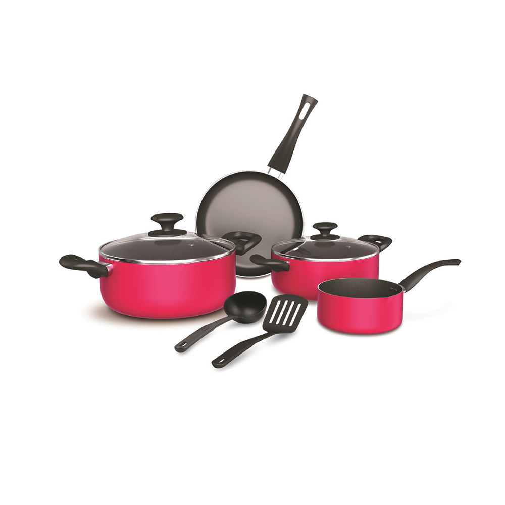 Homeway 8psc Non Stick Cooking Set