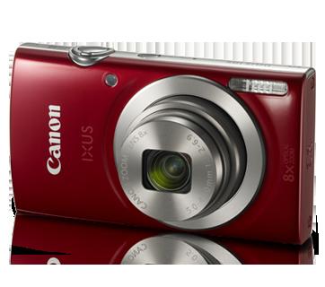 Canon Digital Camera IXUS 185 Red
