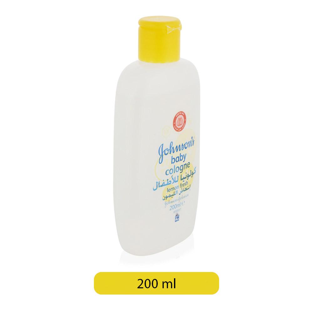 Johnson's Baby Lemon Fresh Cologne - 200 ml