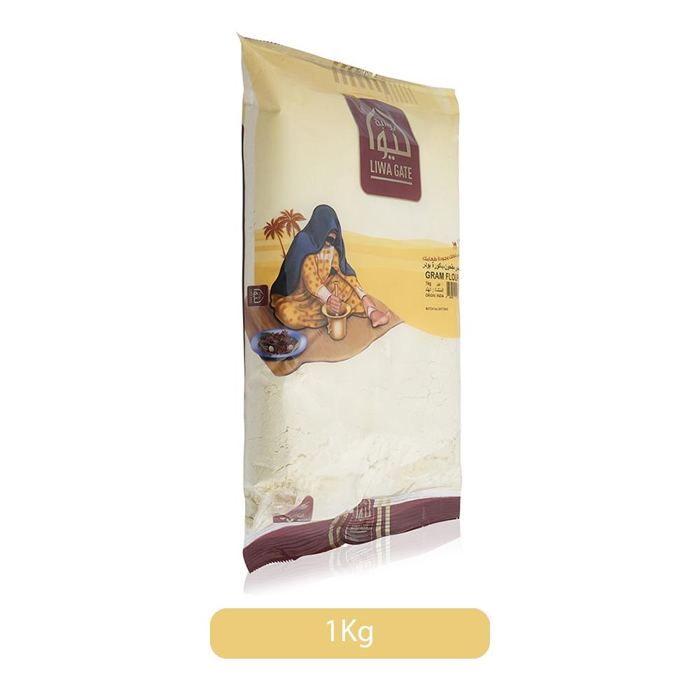 Liwa Gate Gram Flour - 1 kg