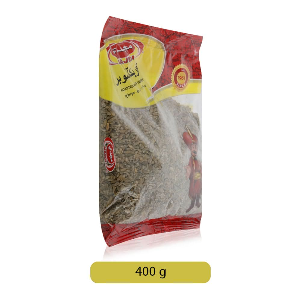 Majdi Roasted Wheat - 400 g