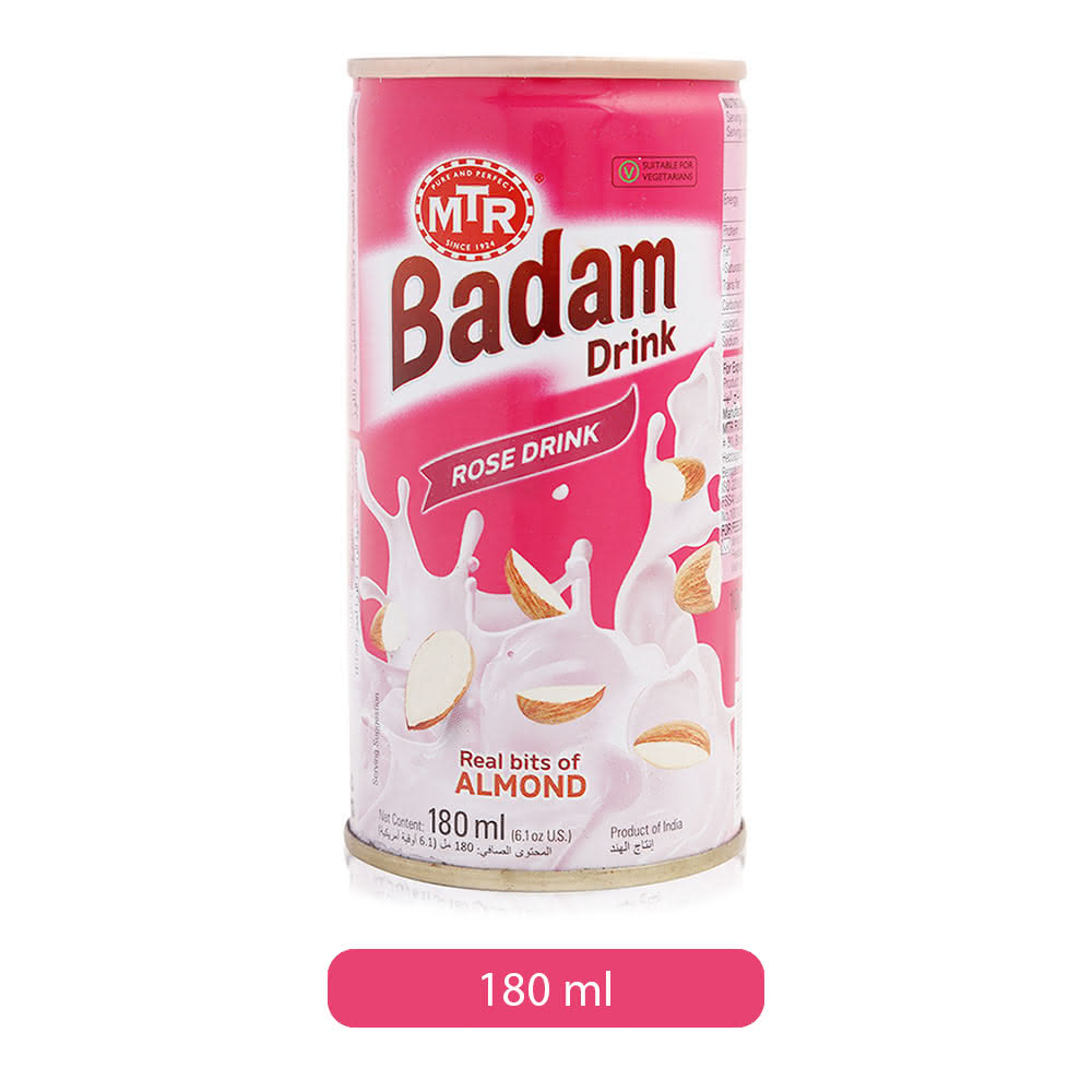 MTR Rose Badam Drink - 180 ml