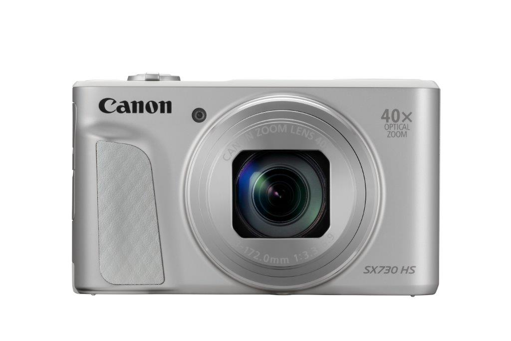 Canon PowerShot SX730 HS Silver Digital Camera