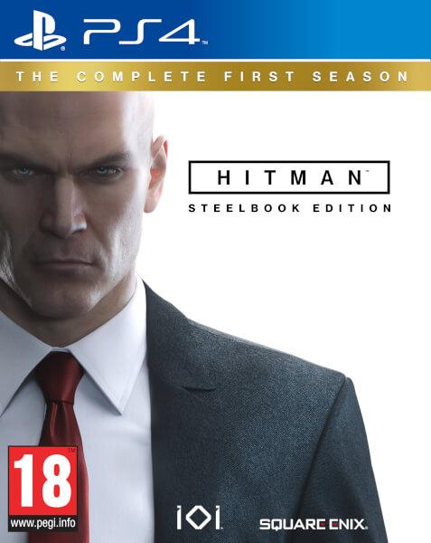 Sony Ps4  Game Hitman