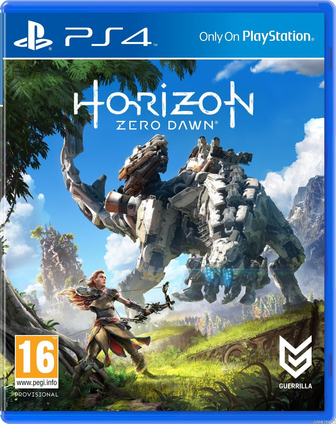 Sony Ps4  Game Horizon Zero Dawn