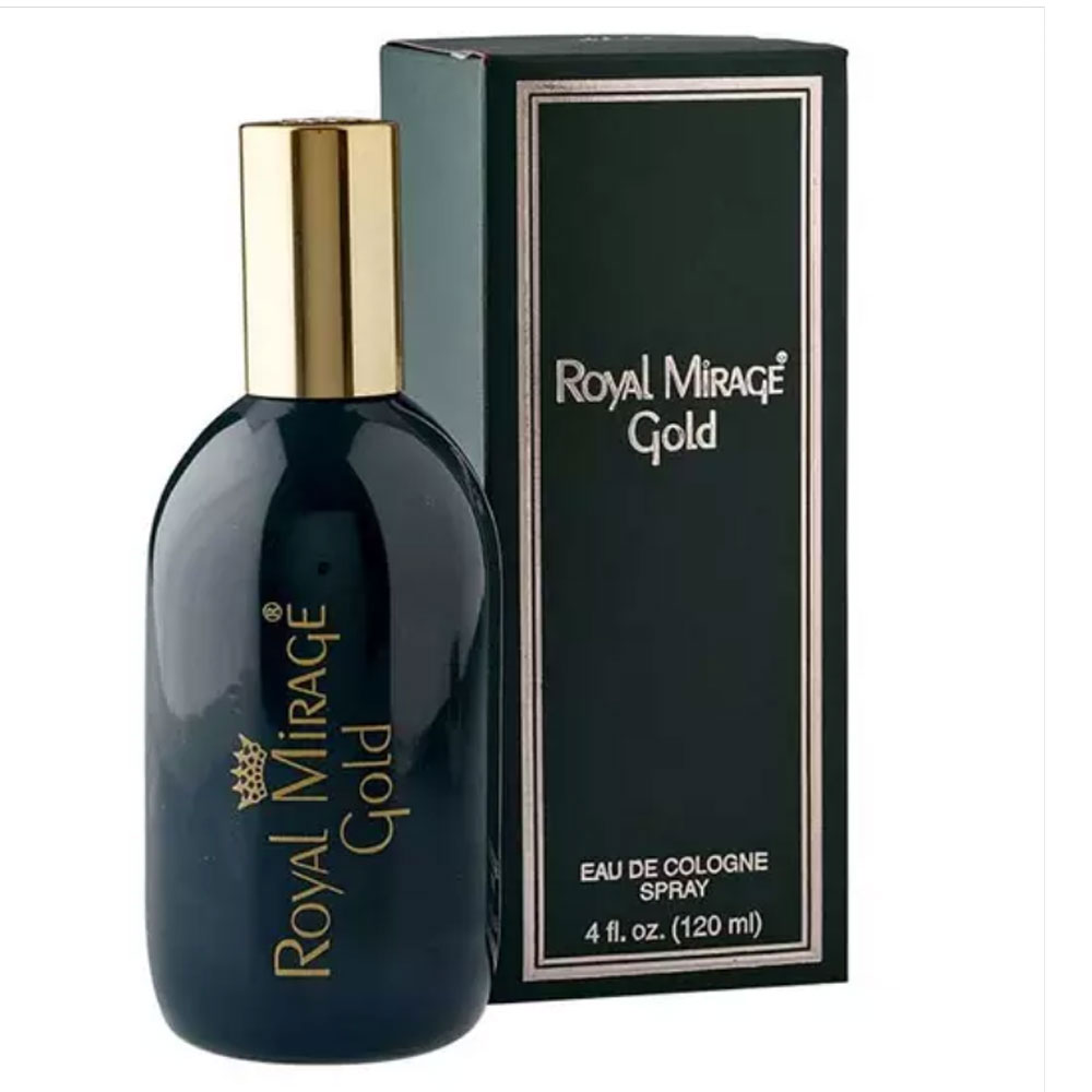 Royal Mirage Royal Mirage Gold For Women 120 ml - Eau de Cologne