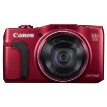 Canon PowerShot SX710 Camera Red