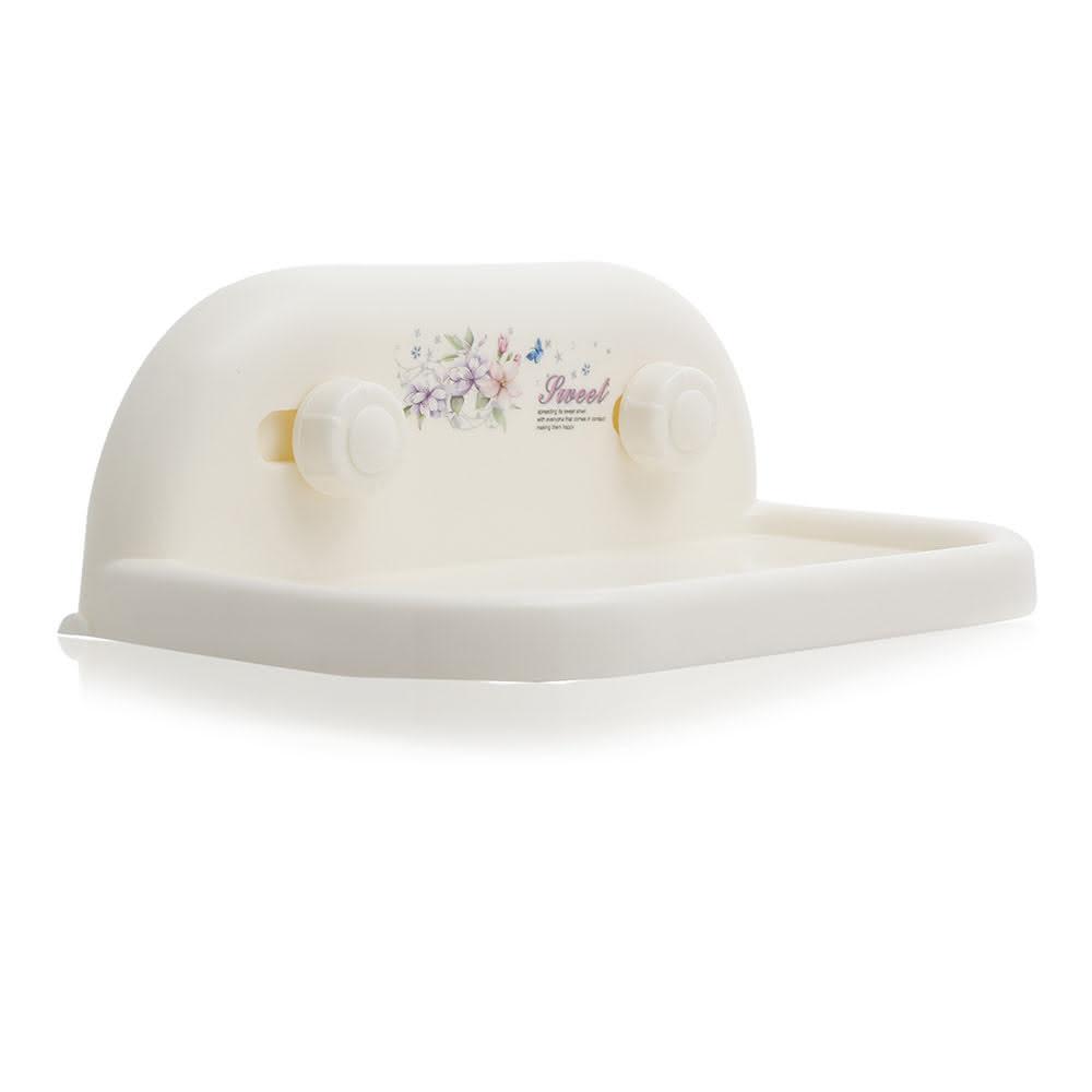 Sweet 0335 Soap Dish - White