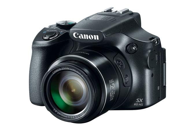 Canon Compact Digital Still Camera, Power Shot SX60