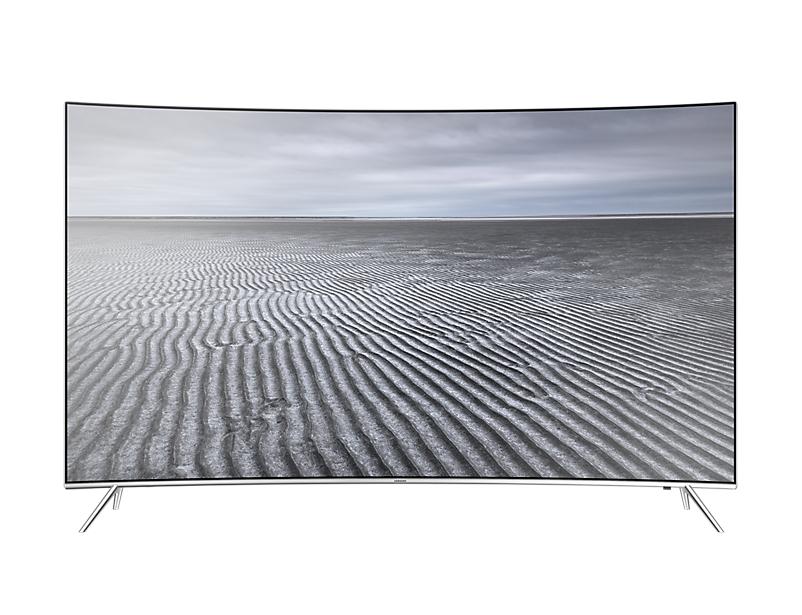 Samsung Super UHD 4K Curved Smart TV 55