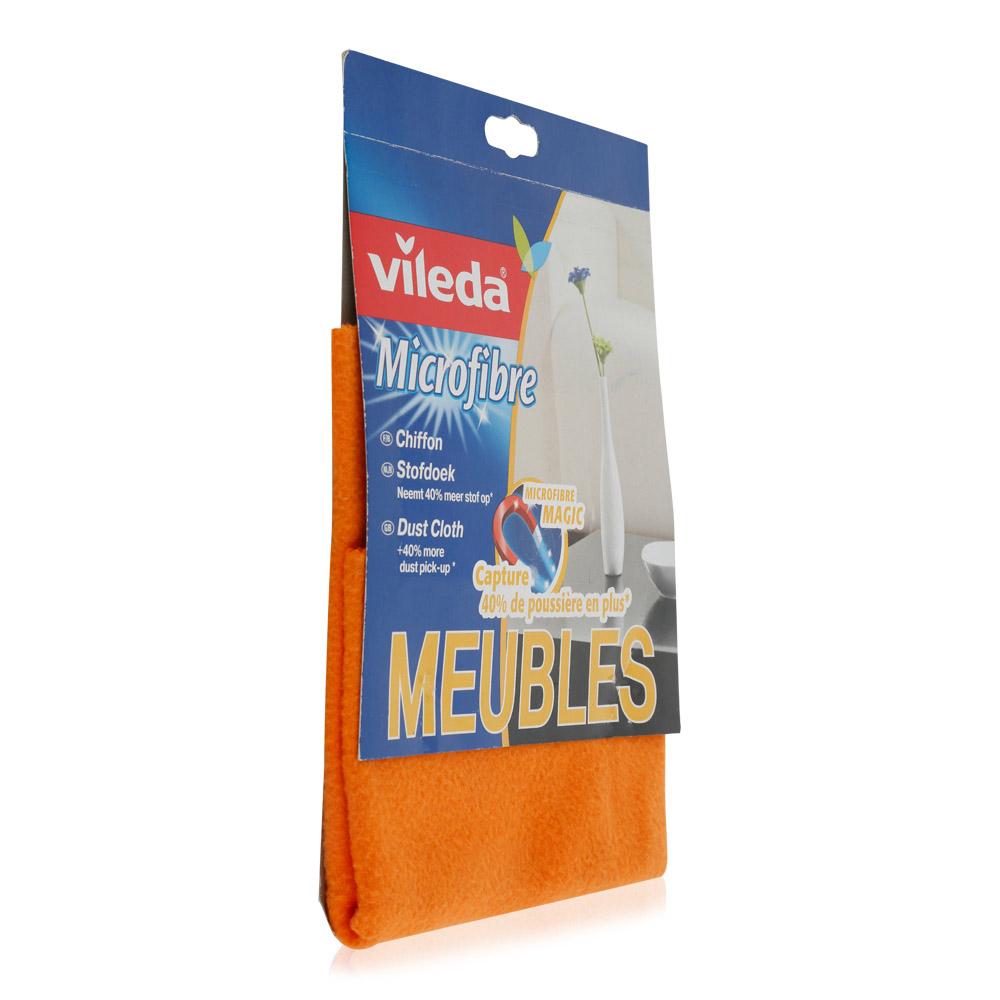 Vileda Microfiber Dust Cloth Cleaning