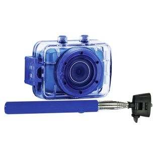 Vivitar Action Camera VIVDVR781BLUE