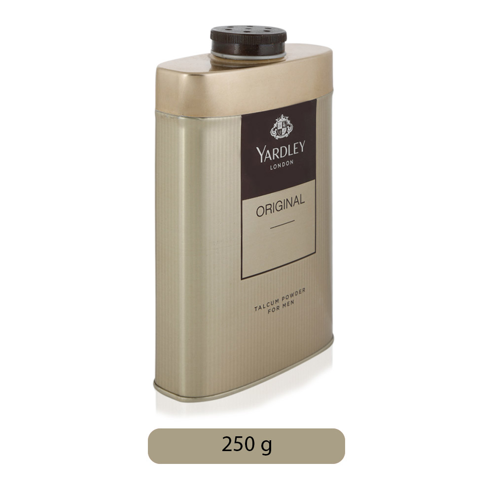 Yardley Talc Body Powder - 250 Gm
