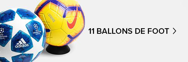 Les 11 ballons qu'il te faut