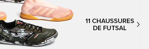 11 chaussures de Futsal qu'il te faut