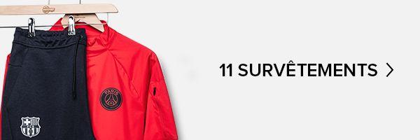 Les 11 survêtements qu'il te faut