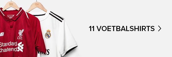 11 voetbalshirts die je moet zien