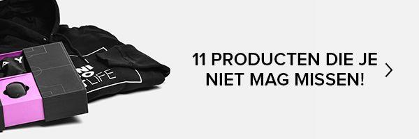 11 producten waarvan je niet wist dat je ze nodig had!