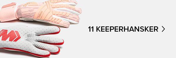 11 keeperhansker