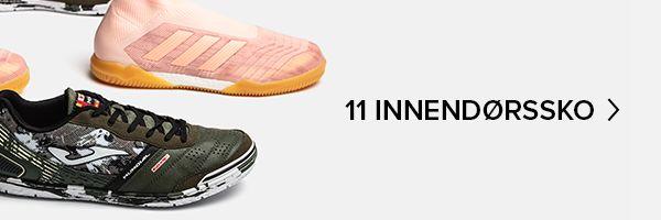 11 innendørssko