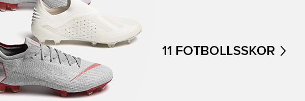 11 fotbollsskor du behöver