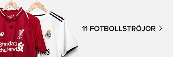 11 fotbollströjor du behöver