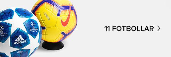 11 fotbollar du behöver