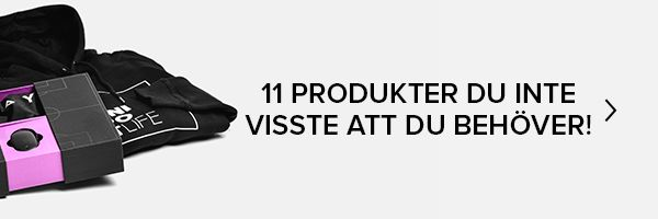 11 produkter du inte visste att du behöver!