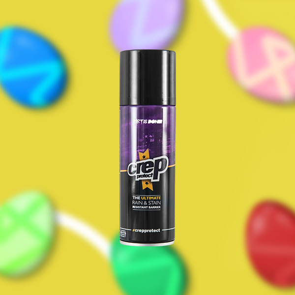 Unisport Easter Campaign Free Crep Protect Spray Can