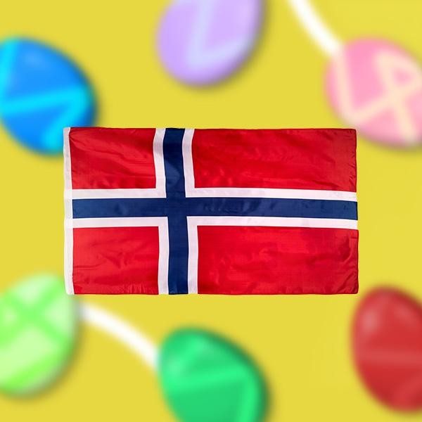 Unisport Easter Campaign Free Norwegian Flag