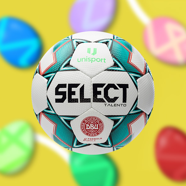 Unisport Easter Campaign Free Select Football