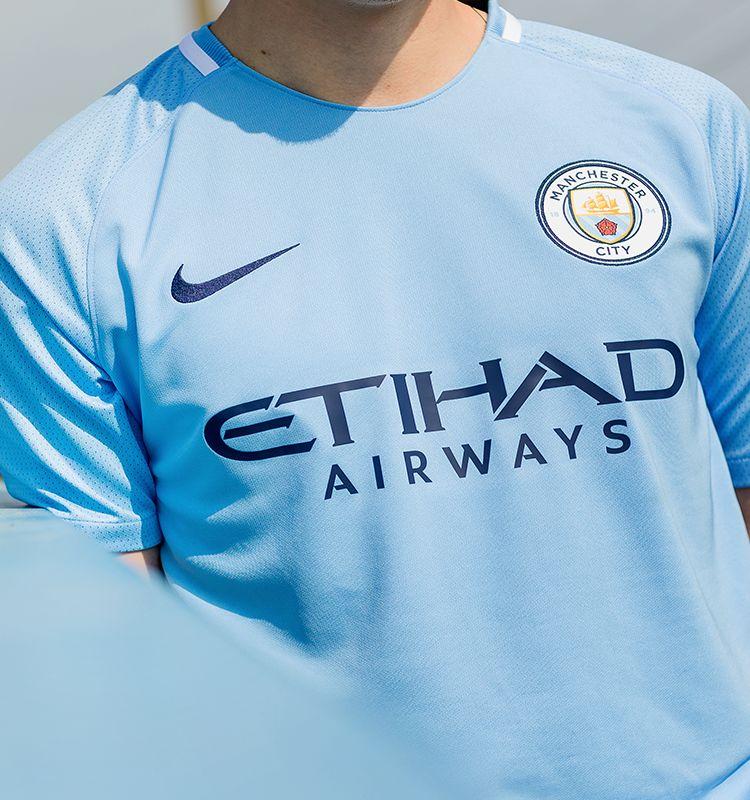 Manchester City Shop Bekomme Dein Man City Trikot 1617 Von Unisport