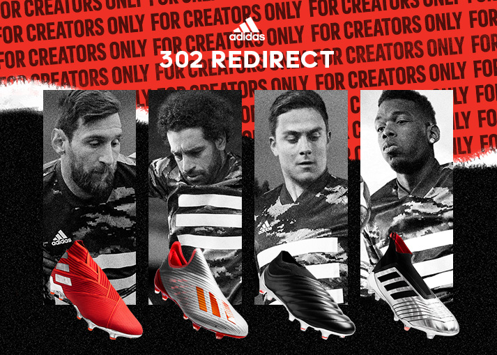 c827a61cc8f3 Buy the adidas 302 Redirect Pack at Unisport right now