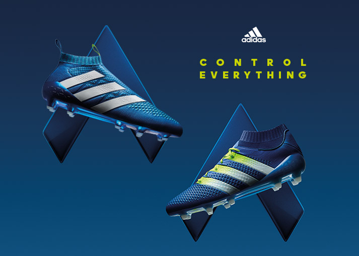adidas Ace16 | Blue Green White