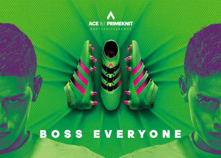 adidas Ace16+ Primeknit & adidas X15 | Unisport