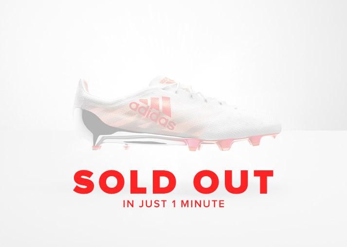 Limited Edition adidas 99g Adizero støvler - køb hos Unisport