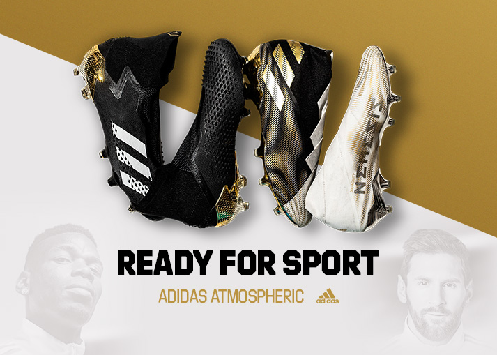 adidas Atmospheric | Get the new boots at Unisport