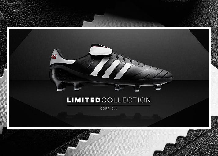 Et moderne ikon - Køb adidas Copa SL hos Unisport
