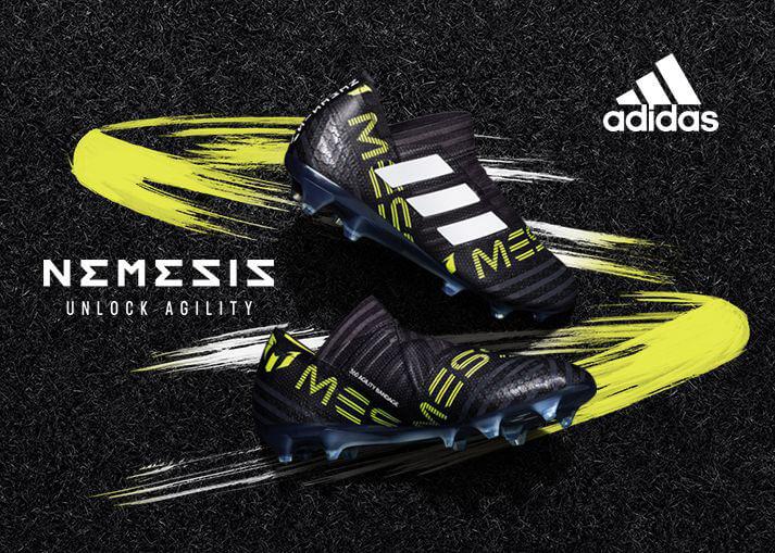Koop de adidas Nemeziz 17+ PureAgility Messi op unisportstore.nl