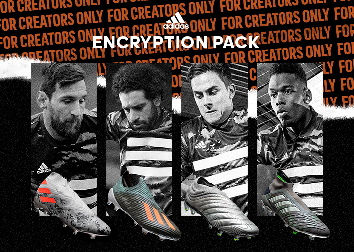 Buy the adidas Encryption Pack at Unisport right now