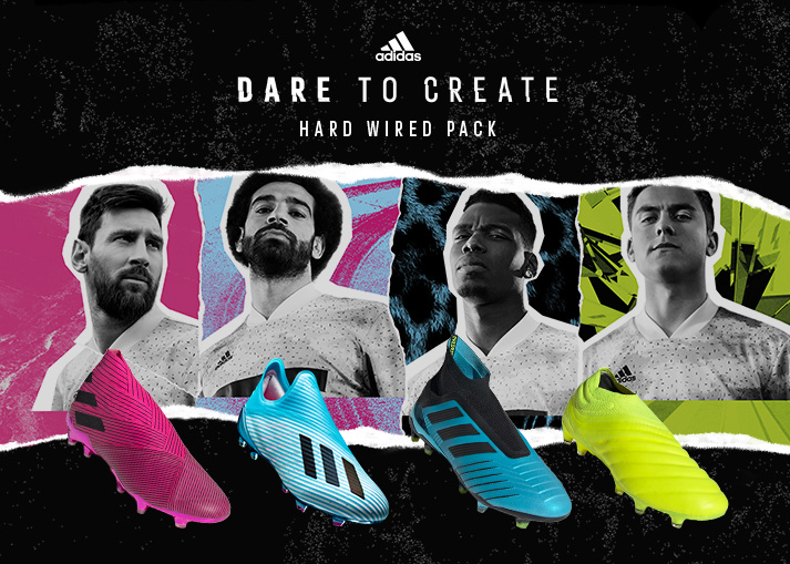 Buy the adidas Hard wired Pack at Unisport right now