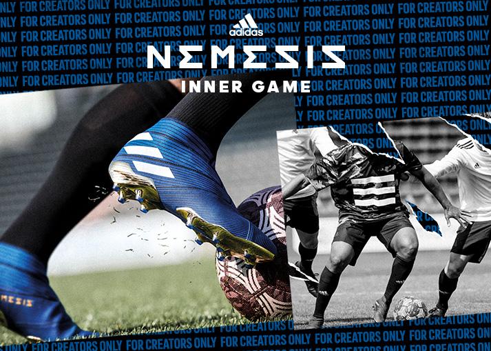 Bestel je adidas Nemeziz 19+ Inner Game bij Unisport
