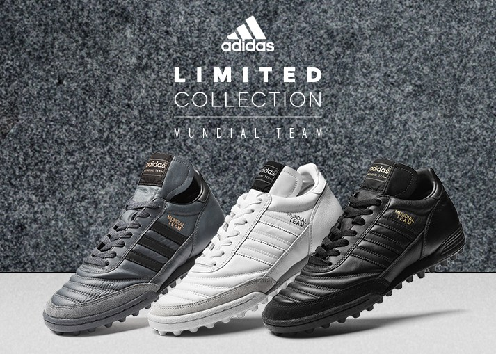 adidas Mundial Team Modern Craft TF Weiß LIMITED EDITION