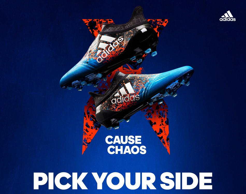 Order the adidas ACE 16+ PureControl and X 16+ PureChaos Paris Pack on  unisportstore.com 60c40605c